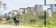 The government always lags far behind, seemingly without a plan, as more and more informal settlements spring up.
