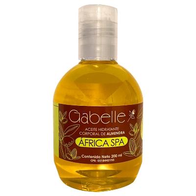 Aceite Gabelle Almendra Africa Spa 200Ml