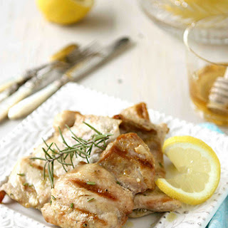 Grilled Lemon & Rosemary Chicken