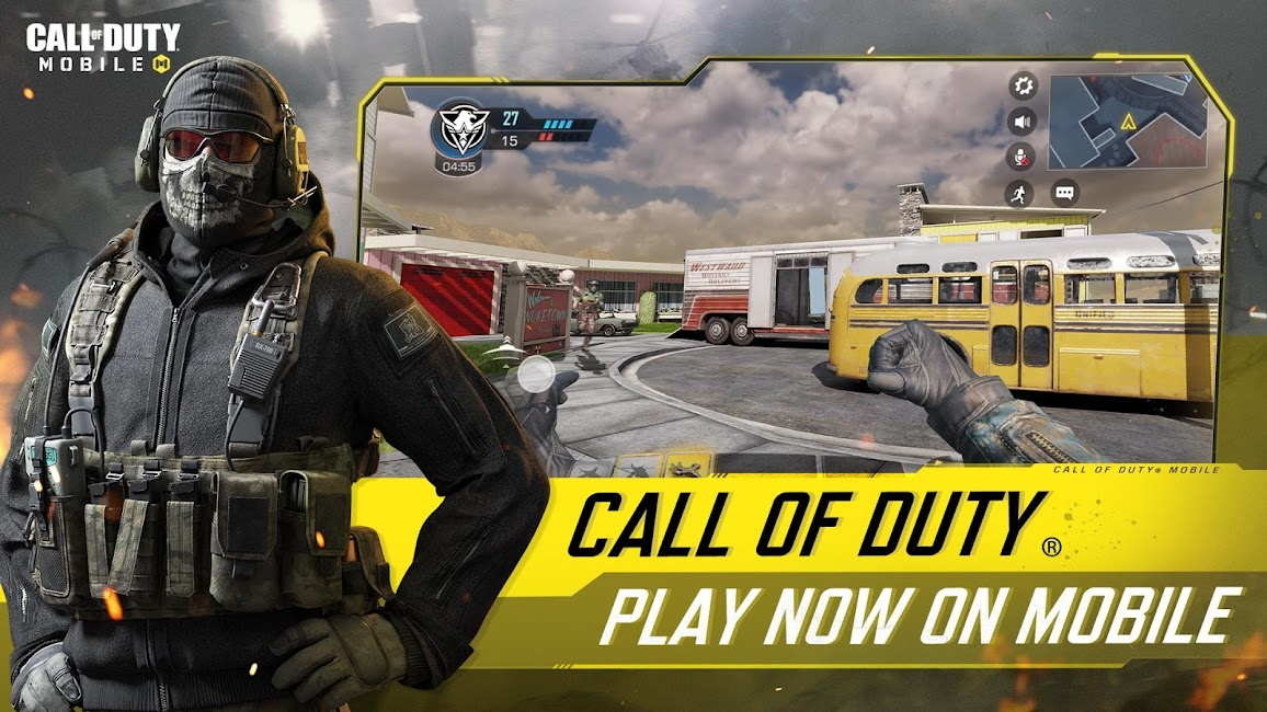 Call of Duty Mobile APK 1.0.22 1