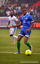Photo: Khalifa Jabbie    [Leone Stars v DR Congo, 10 September 2014 (Pic © Darren McKinstry / www.johnnymckinstry.com)]