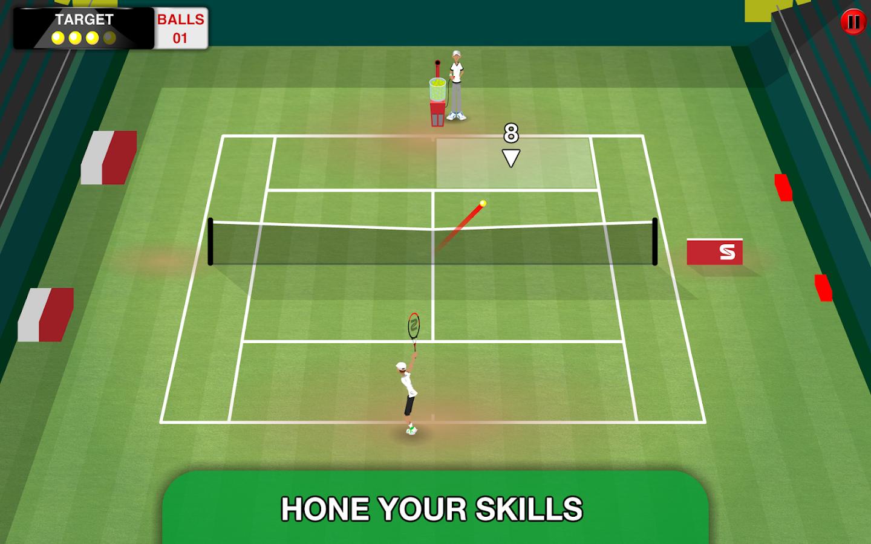 Stick Sports Tennis 47