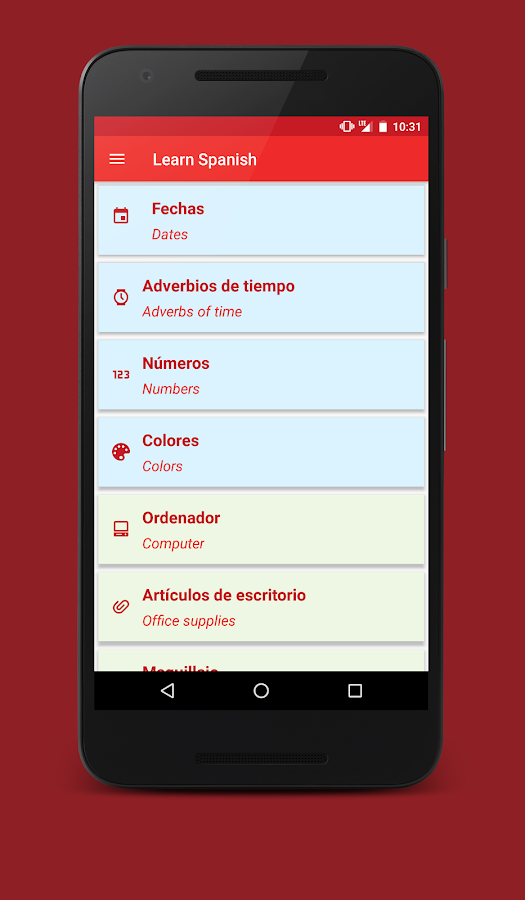 Paso - Learn Spanish free- screenshot