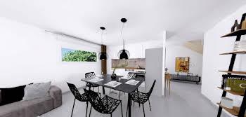 Duplex 5 pièces 104,9 m2