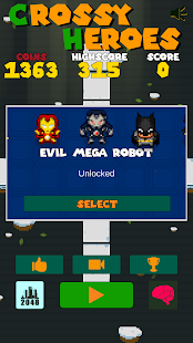 Crossy Heroes - Pixel Survival- screenshot thumbnail