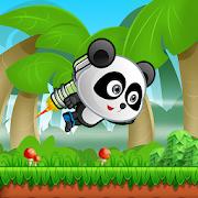 Panda Jungle Runner-adventures games