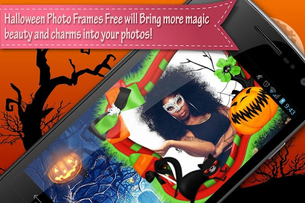 Halloween Frames Pro - screenshot