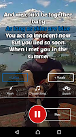 Screenshot of Follow Karaoke
