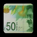 Shekel World Exchange Rates icon