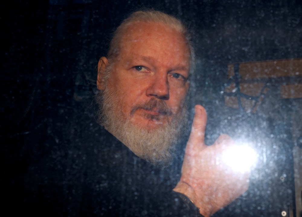 Swedish prosecutor drops Assange rape probe after nearly a decade