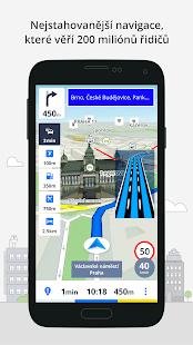 Sygic: GPS, Navigace, Mapy offline a instrukce