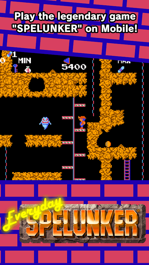 Everyday Spelunker- screenshot