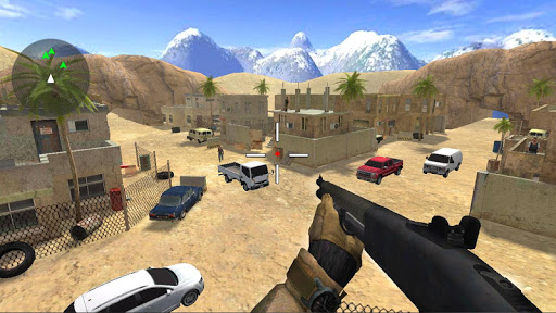 Sniper Shoot Traffic 1.3 Mod screenshots 5