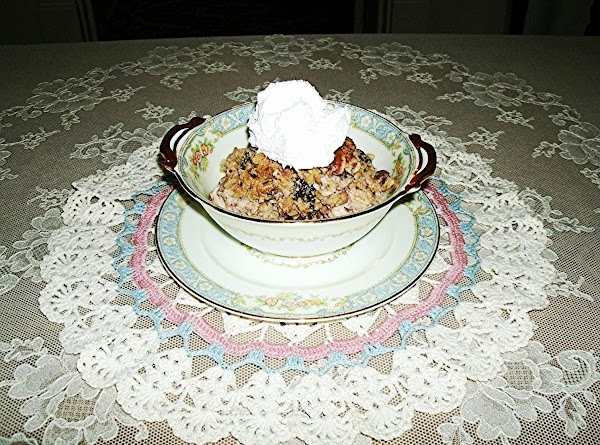 Walnut Raisin Brown Rice Pudding Recipe