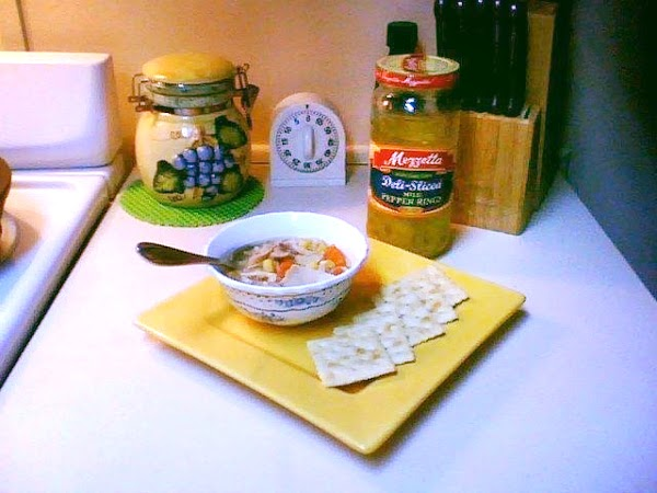 Crispy Soup Secret Recipe