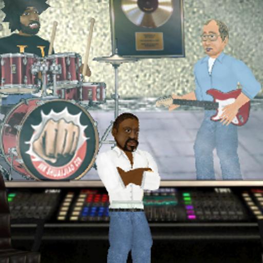 Popscene (Music Industry Sim) (game)
