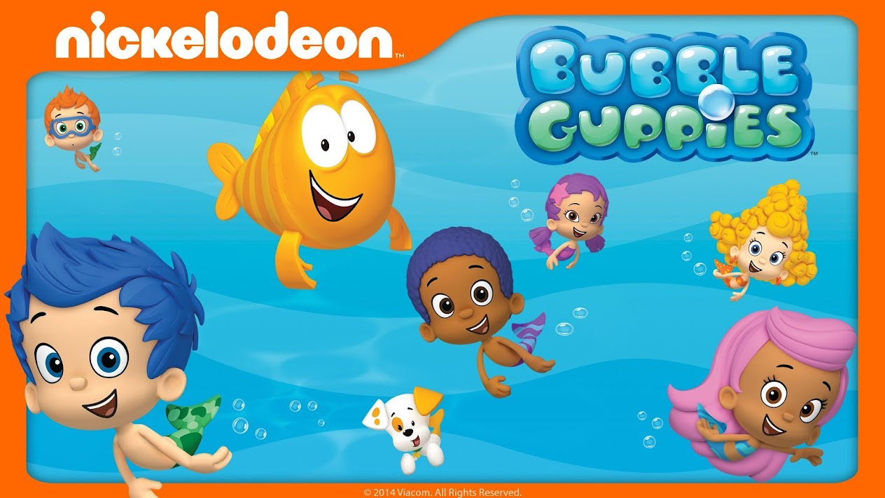 Bubble guppies are molly and gil dating advice 7