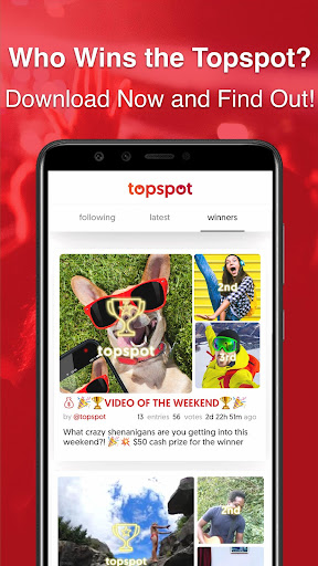 Topspot- Express Yourself & Showcase Your Talent 3.7 screenshots 6