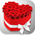 Flowers Stickers for WhatsApp 🌷🌹💐 WAStickerApps icon