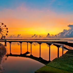 The New Morning Day by Arief Wardhana - Landscapes Travel