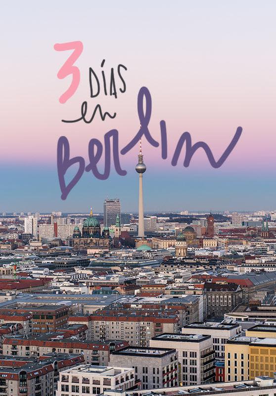 itinerario en Berlín