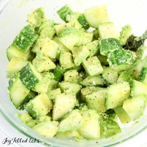 10 Best Cucumber Avocado Salad Recipes
