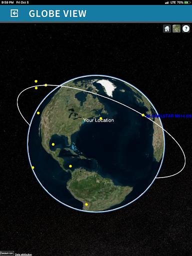 Satellite AR  screenshot 9
