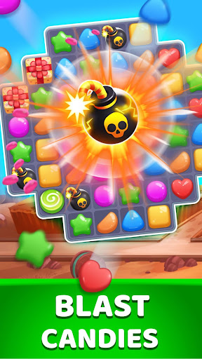 Candy Land - Match 3 Games & Free Matching Puzzles 1.3.8 Mod screenshots 2