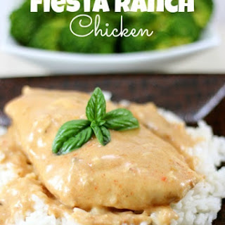 Fiesta Ranch Sour Cream Recipes