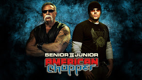 American Chopper - Senior vs Junior thumbnail