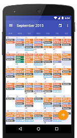 Today Calendar 2016 Screenshot 7