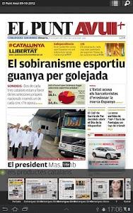 El Punt Avui - Com. Gironines screenshot 8
