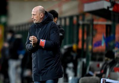 """Philippe Clement, le VAR, la défaite: """"Ce n'est pas sérieux"""""""