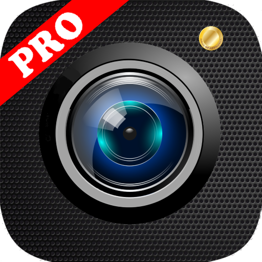 Camera 4K Pro - Perfect, Selfie, Video, Photo Icon