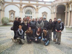 """Photo: 03/02/2015 - Istituto istruzione superiore """"Martinetti"""" di Caluso (To). Classe V A."""