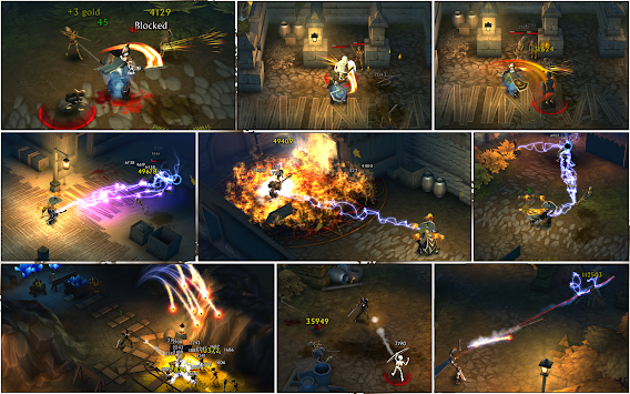 Mage And Minions apk screenshot