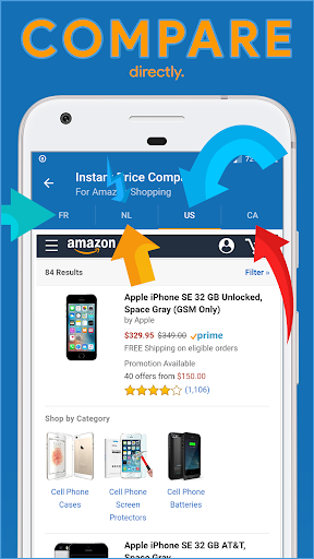 Instant Price Comparison For Amazon Shopping 0.0.2.1 screenshots 3