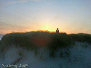 Photo: Grateful for a spiritually enriching sunset.