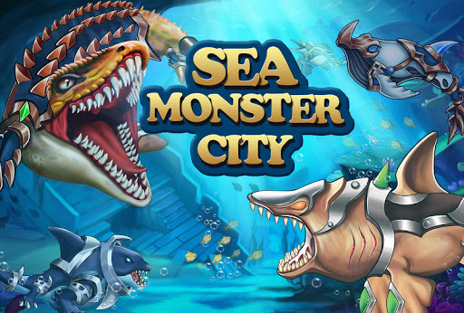 Sea Monster City 9.96 screenshots 1