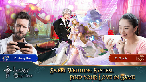 Legacy of Destiny - Most fair and romantic MMORPG 1.0.12 screenshots 7