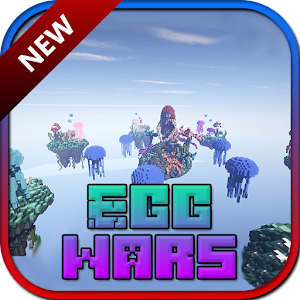 Egg wars for Minecraft MCPE