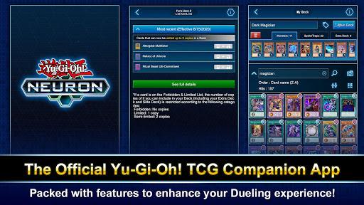 Yu-Gi-Oh! Neuron https screenshots 1