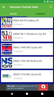 Nebraska Football Radio - náhled