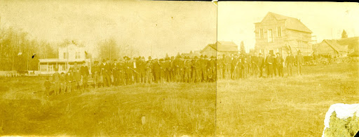 A hunting party in Moscow, Idaho