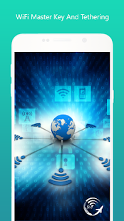 Swift WiFi Sharing - náhled