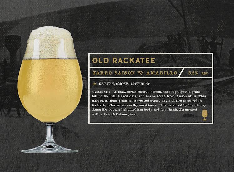 Logo of Gunwhale Ales Old Rackatee