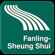 Fanling-Sheung Shui Map