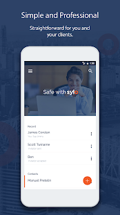 Sylo - Online Confidentiality - náhled
