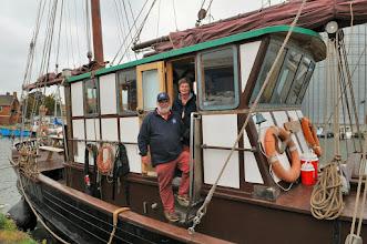 Photo: Reederin-Skipper