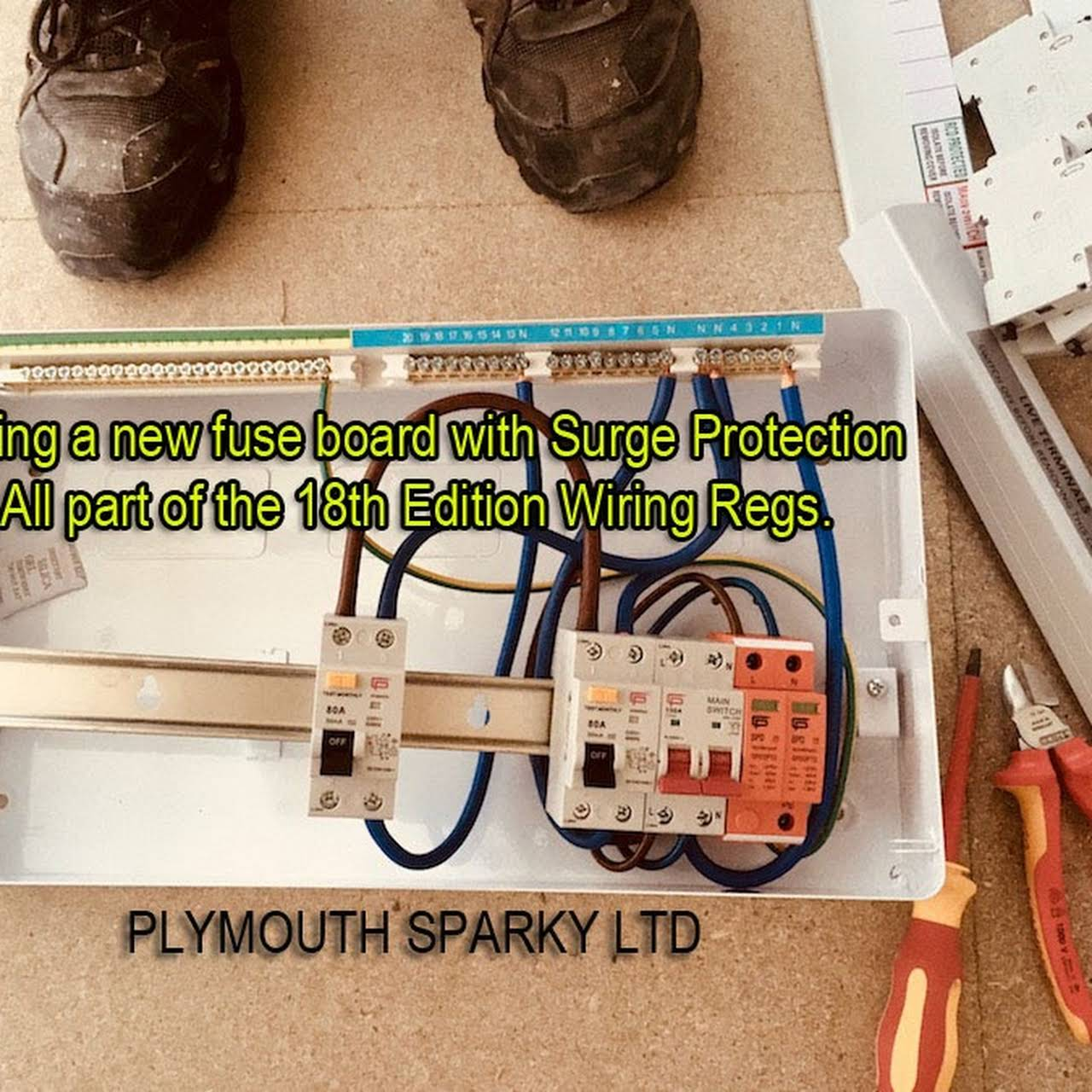 Electrician Plymouth Sparky - Electrician on electrical box diagram, electrical power cable, 3 to 4 electrical box, electrical wiring box, electrical extension cord box, electrical fuses small to largest, electrical valve box, electrical safety signs, circuit breaker box, main electrical box, electrical panel box, electrical inductor box, electrical distribution box, wiring a 3 gang switch box, electrical power box, electrical switch box, solid state relay box, electrical chassis control module, electrical wiring details, electrical box cut out,